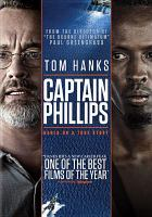 Cover image for Captain Phillips [videorecording (DVD)]