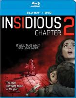 Cover image for Insidious. Chapter 2 [videorecording (Blu-ray)]