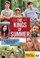 Cover image for The kings of summer [videorecording (DVD)]