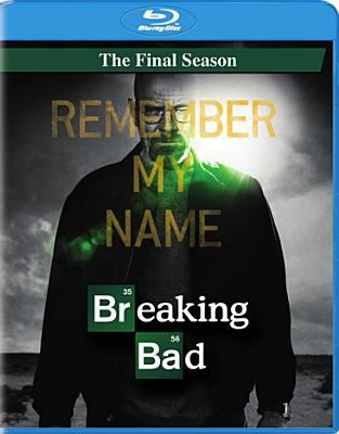 Cover image for Breaking bad. The final season [videorecording (Blu-ray)]