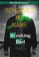Cover image for Breaking bad. The final season  [videorecording (DVD)]