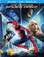 Cover image for The amazing Spider-man 2 [videorecording (Blu-ray)]