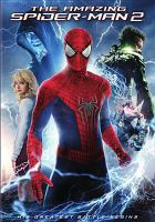 Cover image for The Amazing Spider-Man 2 [videorecording (DVD)]