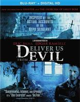 Cover image for Deliver us from evil [videorecording (Blu-ray)]