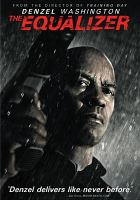 Cover image for The equalizer [videorecording (DVD)]