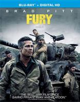 Cover image for Fury [videorecording (Blu-ray)]