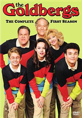 Cover image for The Goldbergs. The complete first season [videorecording (DVD)]