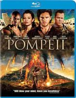 Cover image for Pompeii [videorecording (Blu-ray)]
