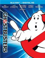 Cover image for Ghostbusters [videorecording (Blu-ray)]