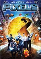 Cover image for Pixels [videorecording (DVD)]