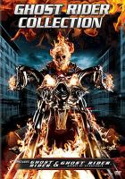 Cover image for Ghost rider. Ghost rider : spirit of vengeance [videorecording (DVD)]