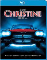 Cover image for Christine [videorecording (Blu-ray)]
