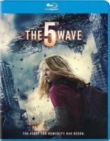 Cover image for The 5th wave [videorecording (Blu-ray)]