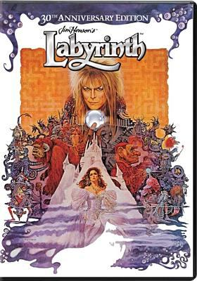 Cover image for Labyrinth [videorecording (DVD)]