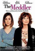 Cover image for The meddler [videorecording (DVD)]
