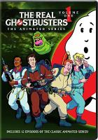 Cover image for The real ghostbusters. Volume 1 [videorecording (DVD)].