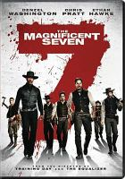Cover image for The magnificent seven [videorecording (DVD)]