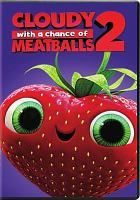 Cover image for Cloudy with a chance of meatballs 2 [videorecording (DVD)]
