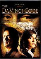 Cover image for The Da Vinci code [videorecording (DVD)]