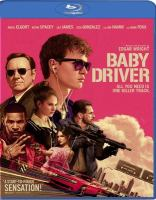 Cover image for Baby driver [videorecording (Blu-ray)]
