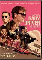 Cover image for Baby driver [videorecording (DVD)]
