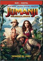 Cover image for Jumanji. Welcome to the jungle [videorecording (DVD)]