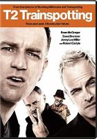 Cover image for T2 trainspotting [videorecording (DVD)]