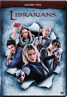 Cover image for The librarians. Season two [videorecording (DVD)].