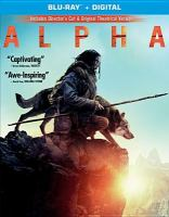 Cover image for Alpha [videorecording (Blu-ray)]