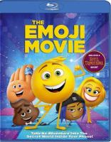 Cover image for The emoji movie [videorecording (Blu-ray)]