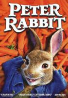 Cover image for Peter Rabbit [videorecording (DVD)]