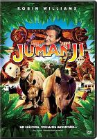 Cover image for Jumanji [videorecording (DVD)]