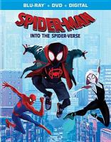 Cover image for Spider-man. Into the spider-verse [videorecording (Blu-ray)]