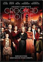 Cover image for Crooked house [videorecording (DVD)]