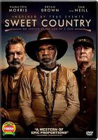 Cover image for Sweet country [videorecording (DVD)]