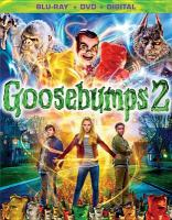Cover image for Goosebumps 2 [videorecording (Blu-ray)] : haunted Halloween