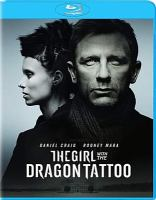 Cover image for The girl with the dragon tattoo [videorecording (Blu-ray)]