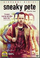 Cover image for Sneaky Pete. Season one [videorecording (DVD)]