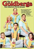 Cover image for The Goldbergs. The complete fifth season [videorecording (DVD)].