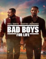 Cover image for Bad boys for life [videorecording (Blu-ray)]