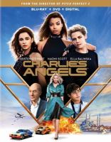 Cover image for Charlie's Angels [videorecording (Blu-ray)]