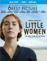 Cover image for Little women [videorecording (Blu-ray)]
