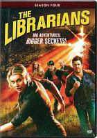 Cover image for The librarians. Season four [videorecording (DVD)]