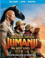 Cover image for Jumanji [videorecording (Blu-ray)] : the next level