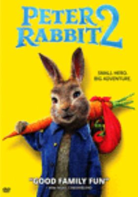 Cover image for Peter Rabbit 2: The runaway [videorecording (DVD)]