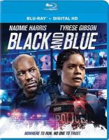 Cover image for Black and blue [videorecording (Blu-ray)]