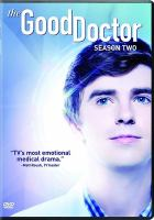 Cover image for The good doctor. Season two [videorecording (DVD)]