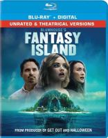 Cover image for Blumhouse's Fantasy Island [videorecording (Blu-ray)]
