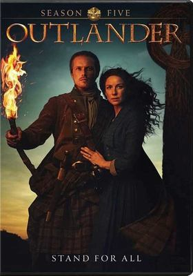 Cover image for Outlander. Season five [videorecording (DVD)]