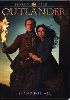 Cover image for Outlander. Season five [videorecording (DVD)]